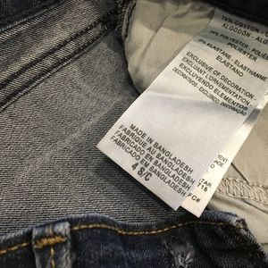 Denizen from Levi's Jeans - Denizen by Levi's bootcut jeans